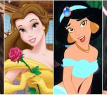 Kendall e Kylie Jenner con Belle e Jasmine