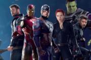 Un primo piano dei Vendicatori in Avengers: Endgame