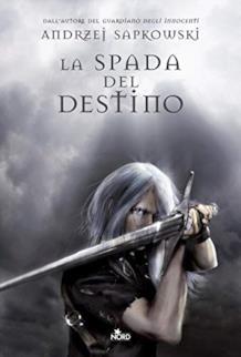 la copertina del secondo libro di racconti della saga di The Witcher