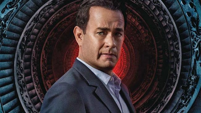 Tom Hanks nel poster del film