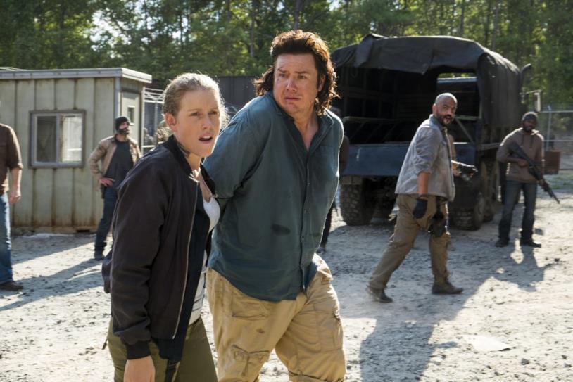The Walking Dead: Laura e Eugene