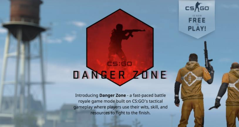 La Battle Royale arriva anche in Counter-Strike: Global Offensive