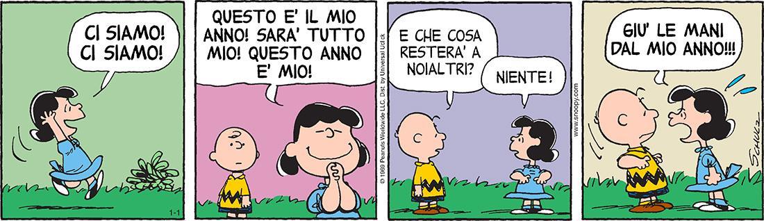 Snoopy E I Peanuts Le 20 Vignette Piu Divertenti
