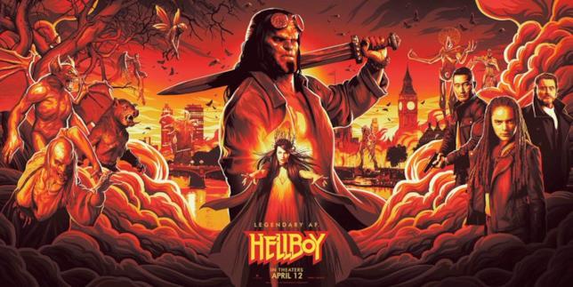 Hellboy tornerà al cinema con un reboot