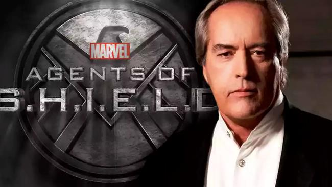 Powers Boothe nella serie TV Agents of S.H.I.E.L.D.