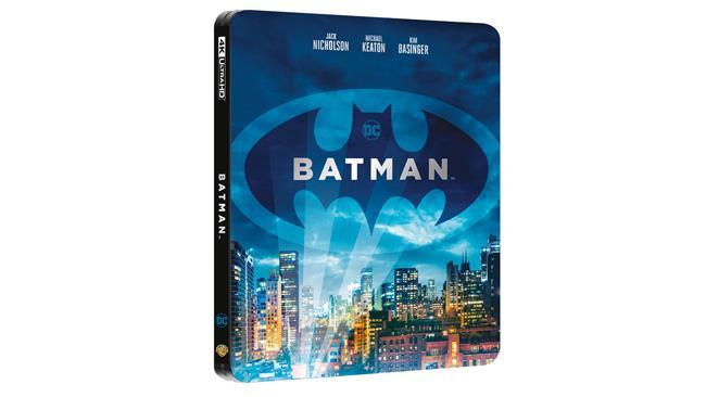 Batman - il film nel formato 4K UHD