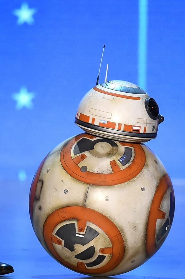 BB-8 - Star Wars: Episodio VII