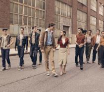 Prima foto di West Side Story