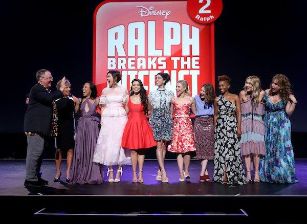 Le attrici che hanno prestato la voce nei film Disney