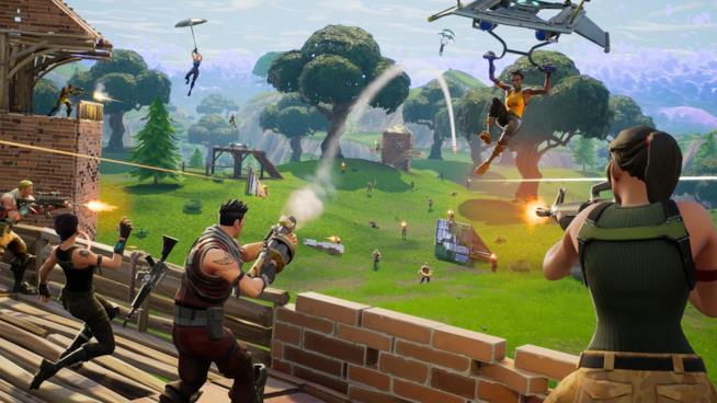 Fortnite, il grande successo videoludico di Epic Games