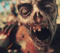 Primo piano per un famelico zombie di Dead Island 2