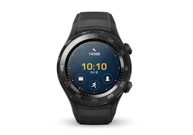 Immagine stampa del Huawei Watch 2