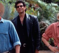 I personaggi principali di Jurassic Park