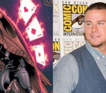 Gambit e Channing Tatum a confronto