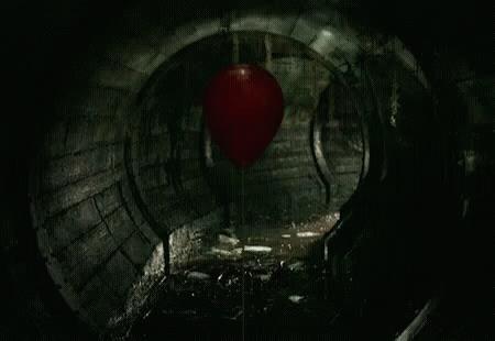 Il palloncino rosso di Pennywise