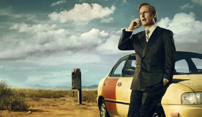 Jimmy McGill in Better Call Saul