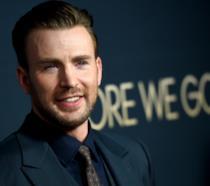 Chris Evans, interprete di Captain America e di molti altri incredibili personaggi