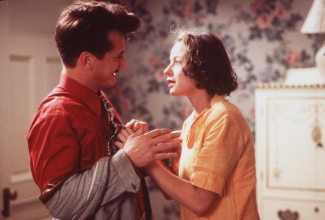 Samantha Morton e Sean Penn in Accordi & disaccordi