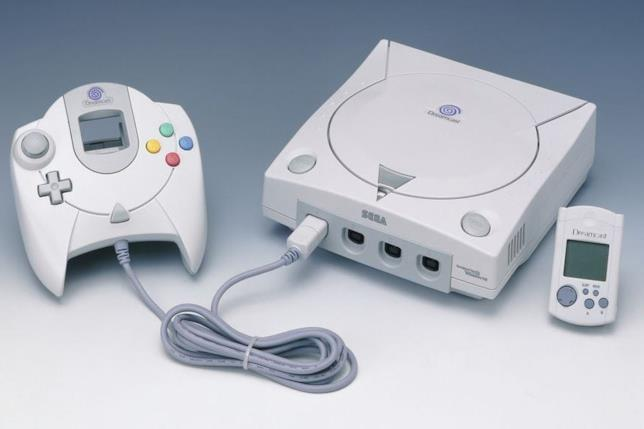 SEGA Dreamcast è in vendita su Amazon Italia