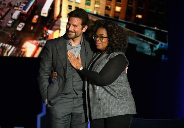 Bradley Cooper è stato intervistato da Oprah Winfrey