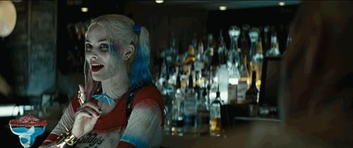 Harley Quinn barista nel trailer di Suicide Squad
