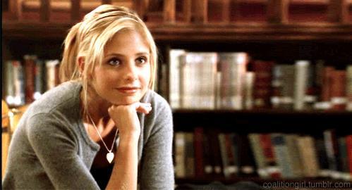 Sarah Michelle Gellar è l'Ammazzavampiri Buffy