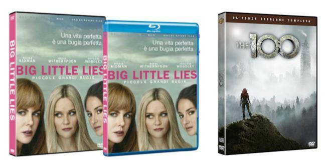 Le serie tv Warner Bros. di settembre