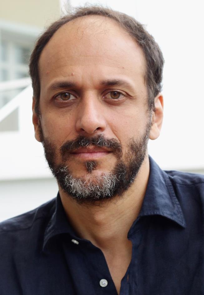 Luca Guadagnino in primo piano