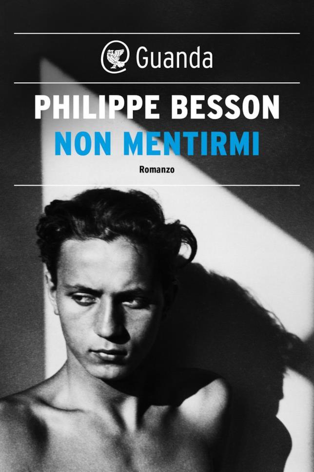 La copertina italiana di Non mentirmi