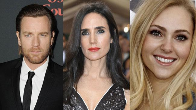 Ewan McGregor, Jennifer Connelly e Dakota Fanning, il cast di American Pastoral