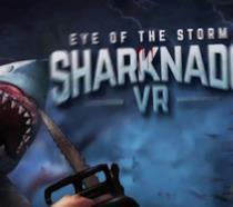 Sharknado VR: gli sharknado nella realtà virtuale