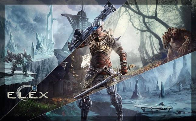 ELEX in uscita il 17 ottobre