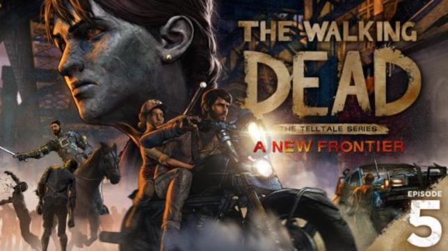 The Walking Dead: A New Frontier si concluderà il 30 maggio