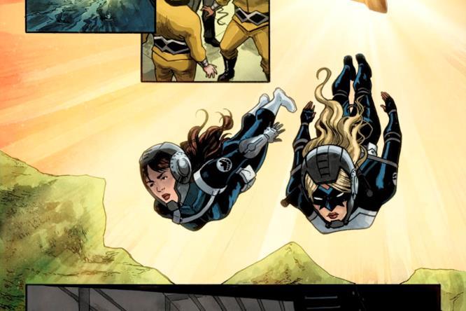 Anteprima di Agents of S.H.I.E.L.D. #1, pagina 3