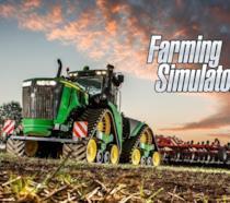 Una delle immagini di presentazione del gioco Farming Simulator 19