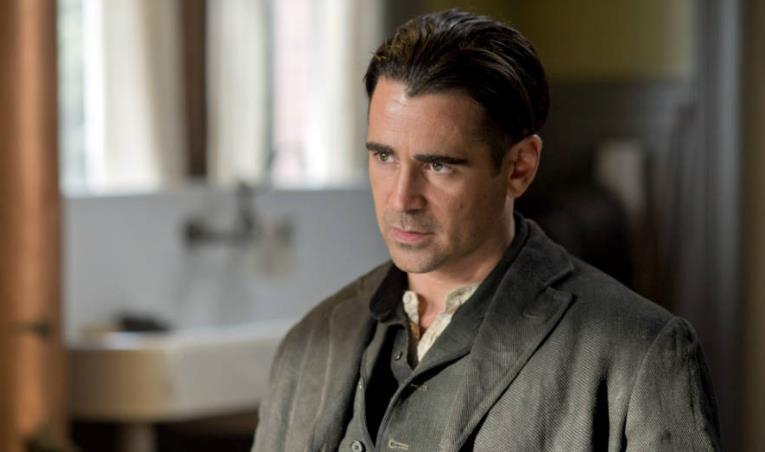Colin Farrell nel ruolo del soldato ne L'inganno