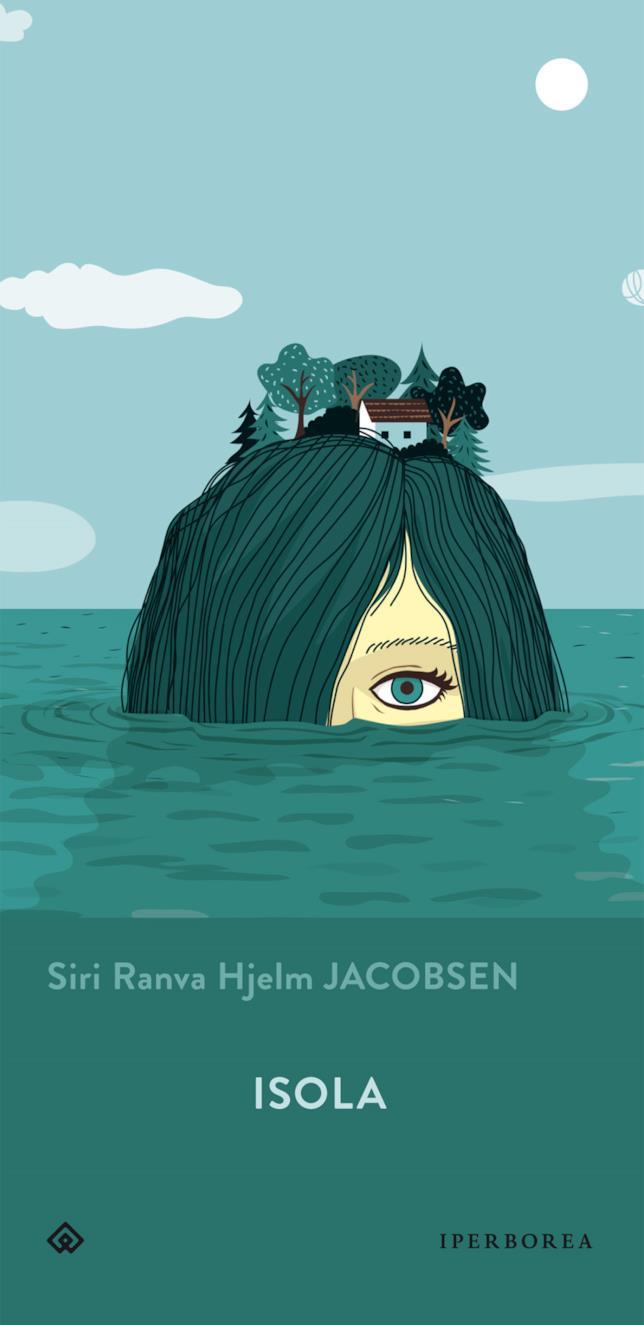La copertina italiana di Isola