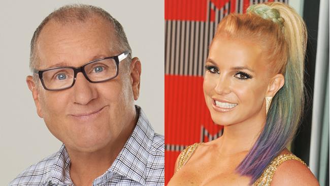 Ed O'Neill e Britney Spears