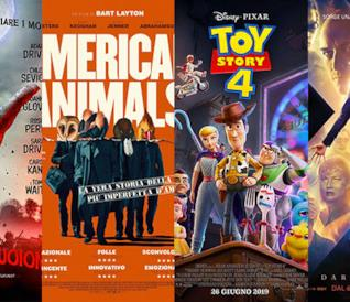 I poster di I morti non muoiono, American Animals, Toy Story 4, X-Men: Dark Phoenix