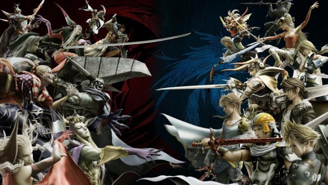 Dissidia Final Fantasy NT: Pubblicati due nuovi trailer di lancio