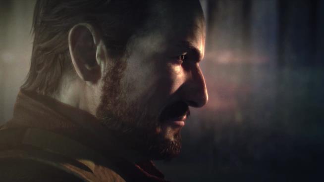 Un primo piano di Barry Burton da Resident Evil Revelations 2