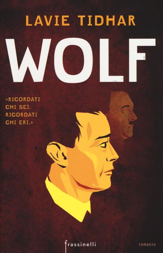 La copertina italiana di Wolf