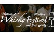 Milano Whisky Festival banner