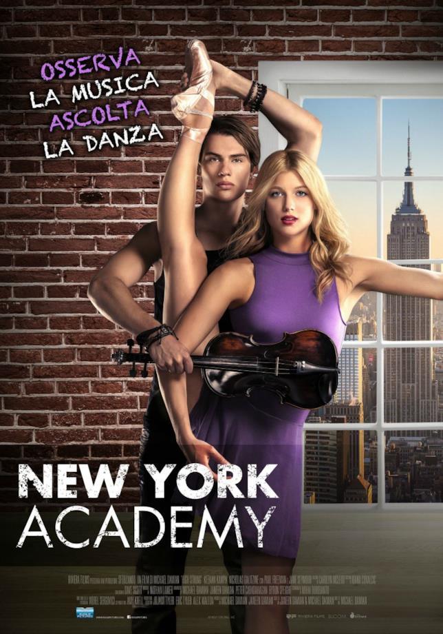 Locandina New York Academy 2016