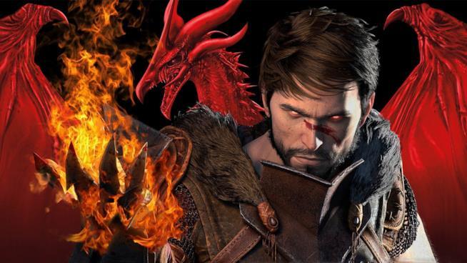 Primo piano per il protagonista di Dragon Age 2