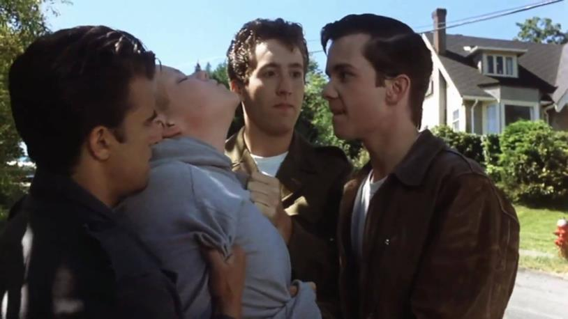 Brandon Crane e Jarred Blancard interpretano Ben Hanscom e Henry Bowers