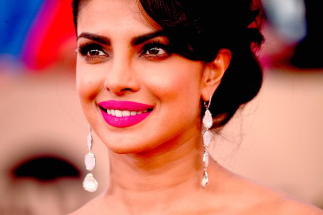 Priyanka Chopra sorridente al 22esimo Annual Screen Actors Guild