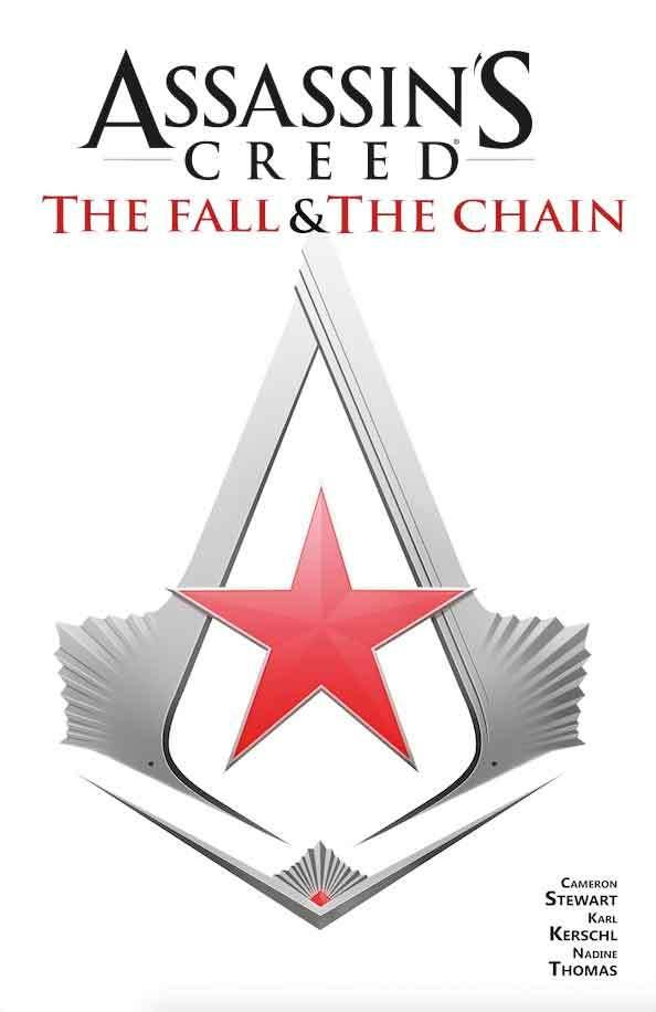 Assassin's Creed The Fall & The Chain graphic novel