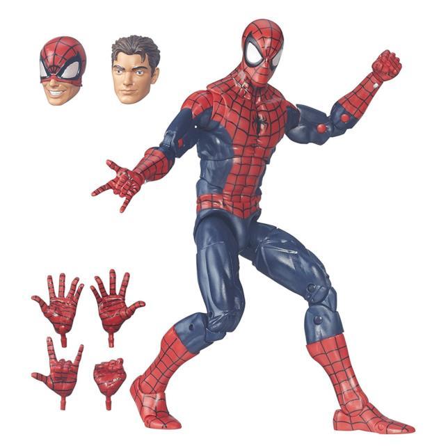 Action figure di Spider-Man della linea Marvel Legend