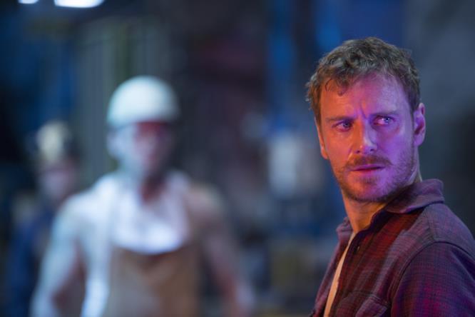 Magneto in una scena di X-Men: Apocalisse